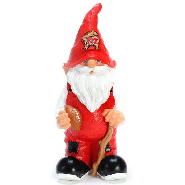 Forever Collectibles NCAA Maryland Terrapins 11-inch Garden Gnome
