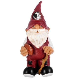 Forever Collectibles NCAA Florida State Seminoles 11-inch Garden Gnome