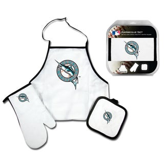 Miami Marlins 3-Piece Tailgate Set