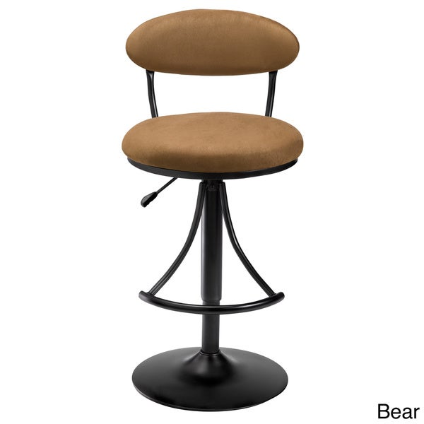 Venus Swivel Adjustable Stool - Free Shipping Today - Overstock.com - 16109657  sc 1 st  Overstock.com & Venus Swivel Adjustable Stool - Free Shipping Today - Overstock ... islam-shia.org