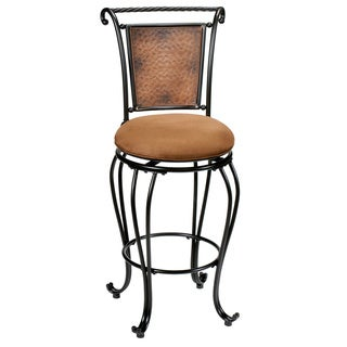 Powell Aberdeen Counter Stool With Arms 17251957