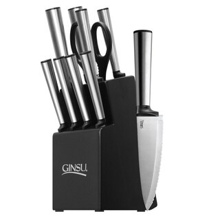 Ginsu Koden Series 10-piece Stainless Cutlery Set