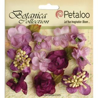 Botanica Minis 11/Pkg - Lavender/Purple