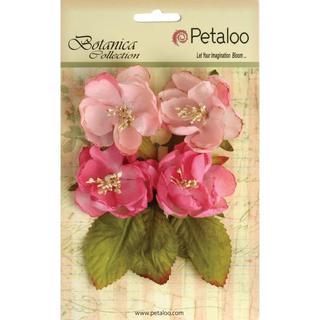 Botanica Blooms 4/Pkg - Soft Pink