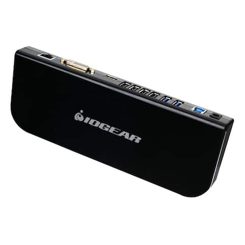 IOGEAR USB 3.0 Universal Docking Station