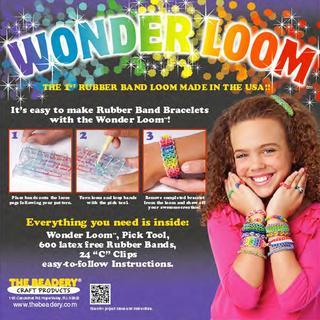Wonder Loom Bracelet Making Kit -