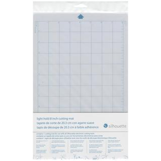 Silhouette Portrait Light Tack Cutting Mat - 8 X12