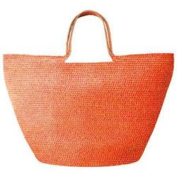 Thumbnail 1, Women's Betmar Braid Shopper Tangerine.