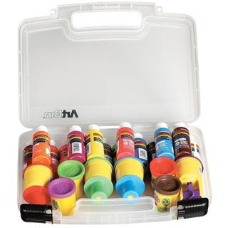 ArtBin Quick View Carrying Case - 14 X3.375 X10.25 Translucent