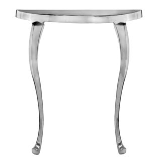 Contemporary Aluminum Wall Console
