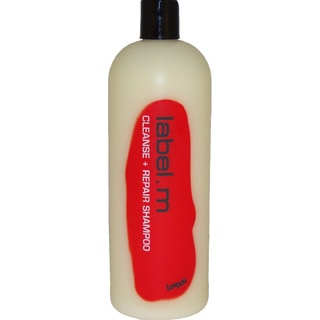 Toni & Guy Label.m Cleanse + Repair 33.8-ounce Shampoo