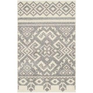 Safavieh Adirondack Ivory/ Silver Rug (2'6 x 4')