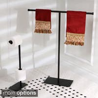 Modern Oil Rubbed Bronze Freestanding Bathroom Accessories
