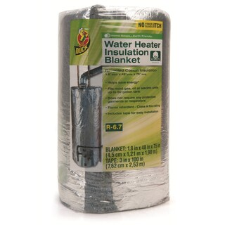 Duck R6.7 Water Heater Insulation Blanket