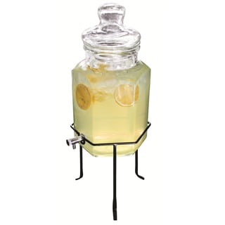 Gibson Home 5.22-quart Beverage Dispenser