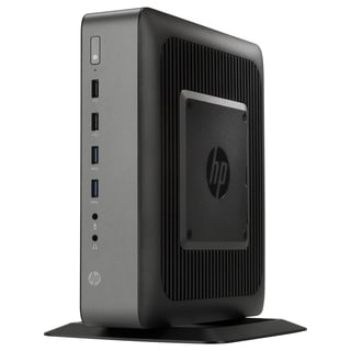 HP Thin Client - AMD G-Series GX-420CA Quad-core (4 Core) 2 GHz - Bla
