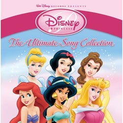 Disney - Disney Princess: Ultimate Song Collection