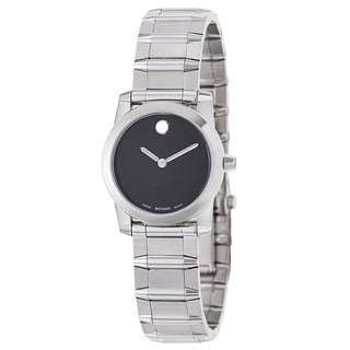 Movado Women's 0606681 'Vizio' Stainless Steel Swiss Quartz Watch
