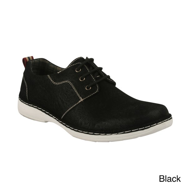J's Awake 'William-02' Men's Hot Fashion Casual Comfort Oxford Style Shoes