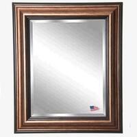 American Made Rayne Traditional Bronze Wall/ Vanity Mirror
