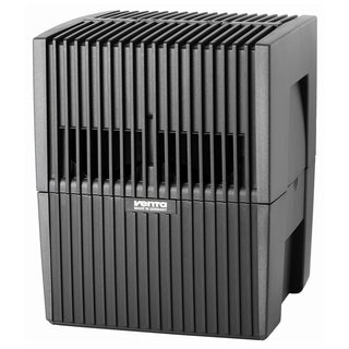 Venta LW15 Humidifier & Airwasher - Charcoal Gray Metallic with Bonus (2-Pack of 3-Pieces) Fragrance for Venta Airwashers