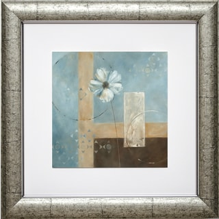 Carol Robinson 'Out of the Blue I' Framed Art Print