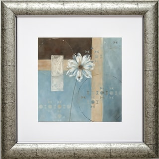 Carol Robinson 'Out of the Blue II' Framed Art Print