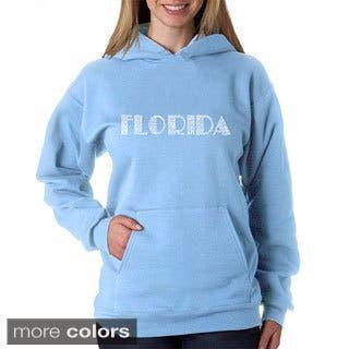 Los Angeles Pop Art Women's Florida Cities Sweatshirt|https://ak1.ostkcdn.com/images/products/8893394/Los-Angeles-Pop-Art-Womens-Florida-Cities-Sweatshirt-P16114488.jpg?impolicy=medium