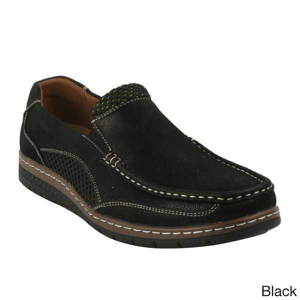 J's Awake 'Albert-92' Men's New Hot Fashion Comfort Boat Shoes Loafers