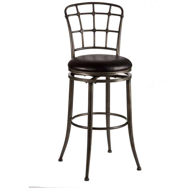 Claymont Pewter Rubbed Back Stool Free Shipping Today  : Claymont Pewter Rubbed Back Stool e40d87fd 94b8 4238 a517 7c7c0dfb803a600 from www.overstock.com size 600 x 600 jpeg 13kB