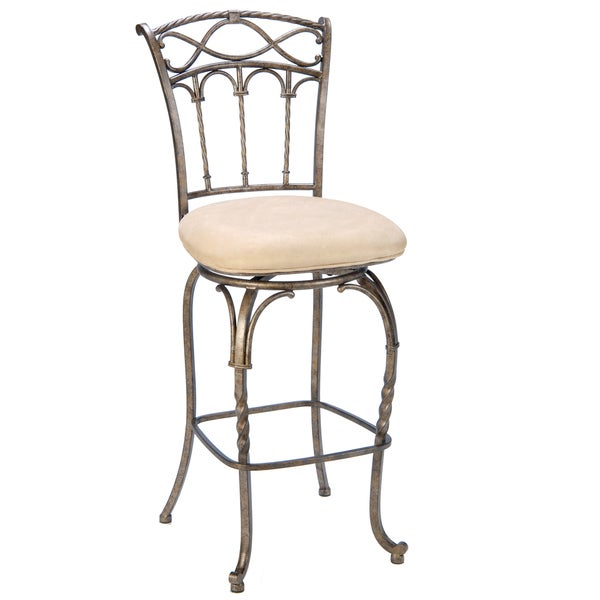 Kendall Pewter with Antique Bronze Stool Free Shipping  : Kendall Pewter with Antique Bronze Stool a979de86 c651 42f6 bc46 b6fa17d459cf600 from www.overstock.com size 600 x 600 jpeg 17kB