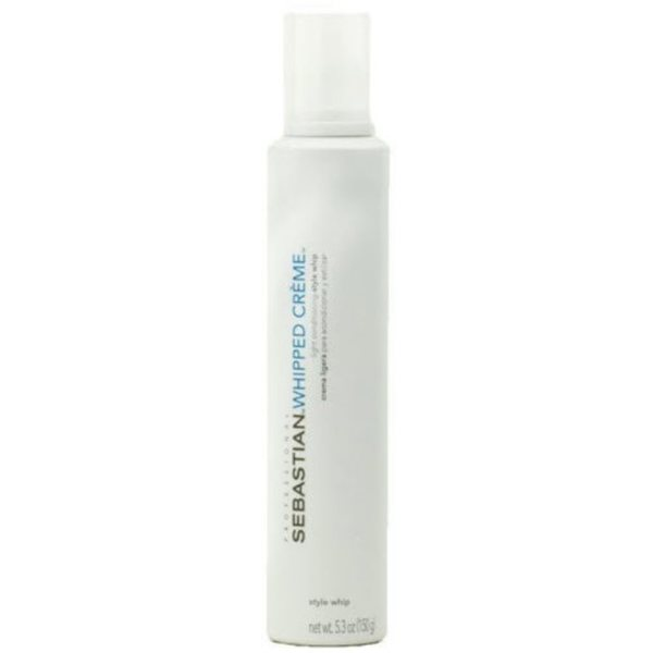 Sebastian Whipped Creme 5.3-ounce Light Conditioning Mousse