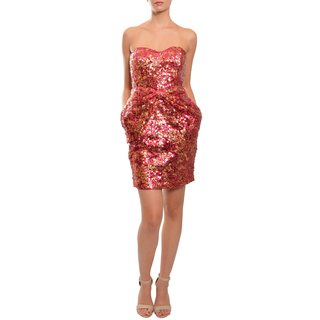 Mark & James by Badgley Mischka Sequins Eve Dress
