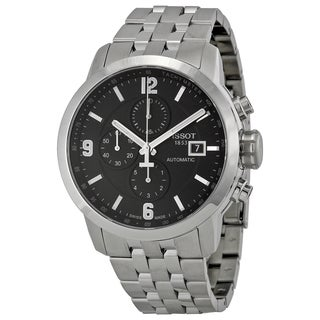 Tissot Men's T0554271105700 Couturier Stainless Steel Watch