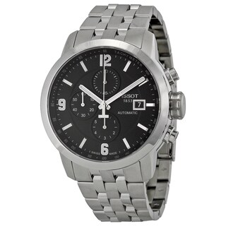 Tissot Men's Couturier Stainless Steel Watch