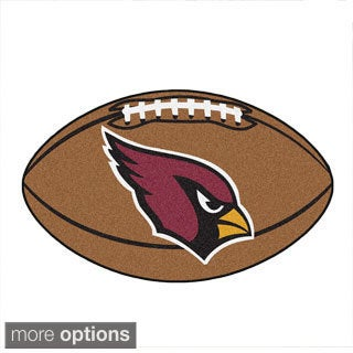 NFL Team Logo Nylon Football Rug