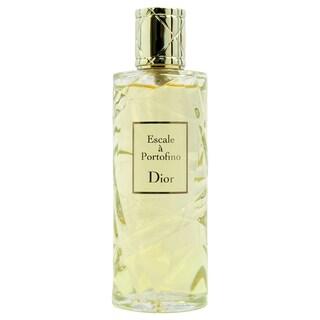 Christian Dior Escale a Portofino Women's 4.2-ounce Eau de Toilette Spray (Tester)