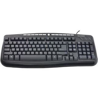 Gear Head USB Media Pro III Keyboard