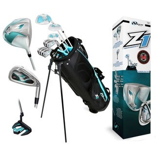 Nextt Golf Z1 14 Piece Womens Right Hand Bag and Club Set