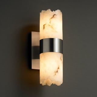 Justice Design Group LumenAria Dakota 2-light Wall Sconce