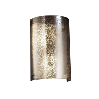 Justice Design Group Fusion Finials 2-light Wall Sconce