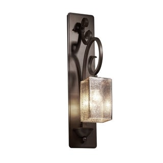 Justice Design Group Fusion Victoris 1-light Wall Sconce