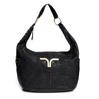 Bueno Studded Strap Shoulder Bag