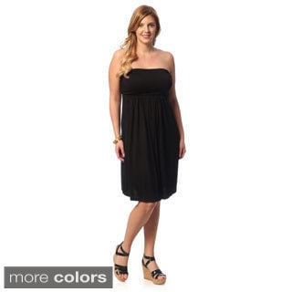 Strapless Dresses - Overstock.com Shopping - Dresses To Fit Any ...