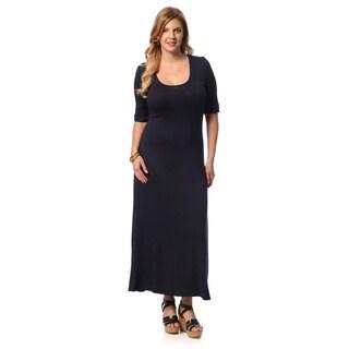 24/7 Comfort Apparel Women's Plus Size Half-sleeve Maxi Dress|https://ak1.ostkcdn.com/images/products/8896271/24-7-Comfort-Apparel-Womens-Plus-Size-Half-sleeve-Maxi-Dress-P16116879.jpg?_ostk_perf_=percv&impolicy=medium