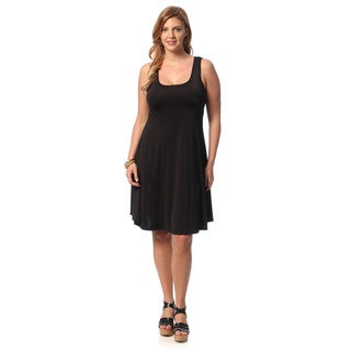 Black Dresses - Deals on Plus Sizes - Overstock.com