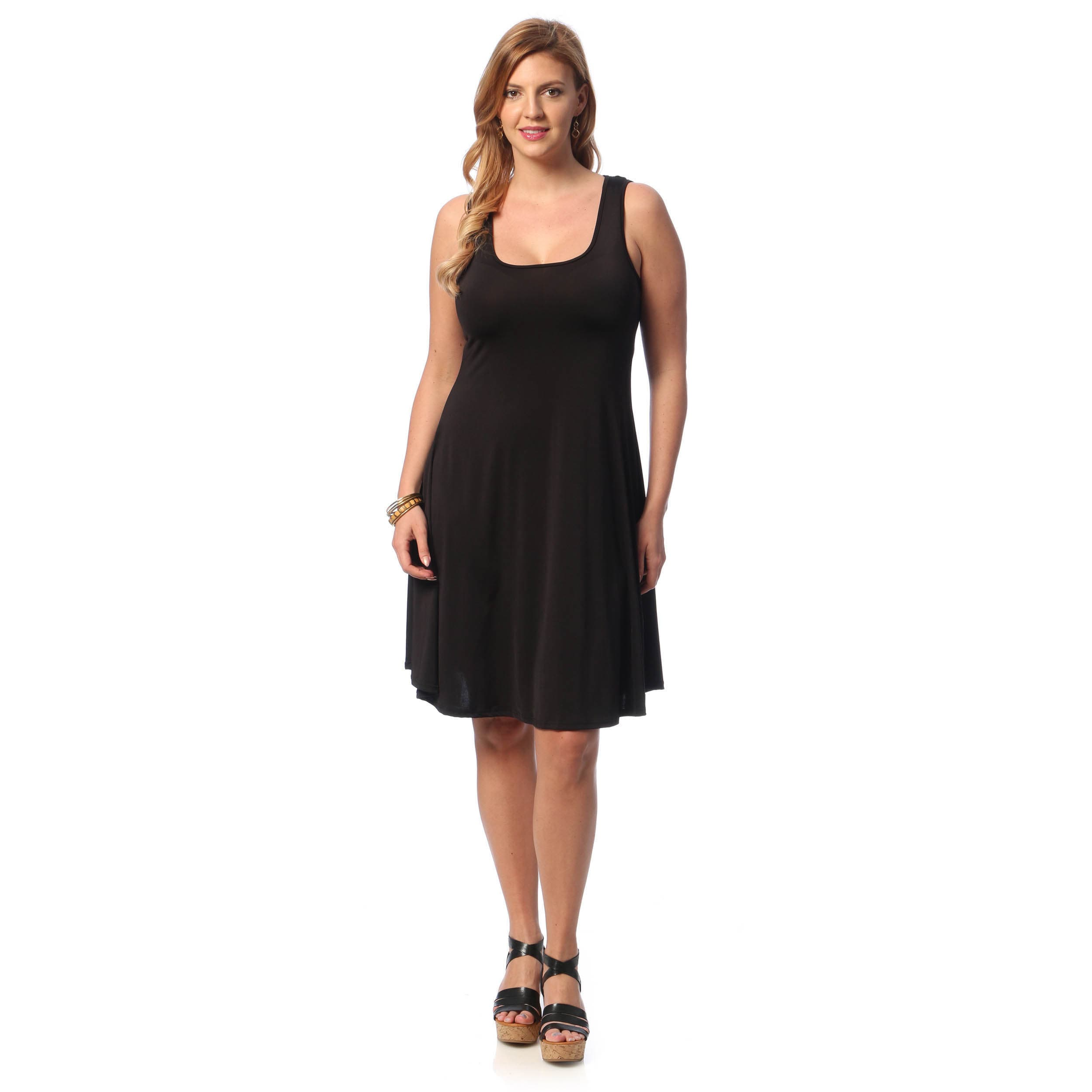Buy Polyester Women\'s Plus-Size Dresses Online at Overstock | Our ...