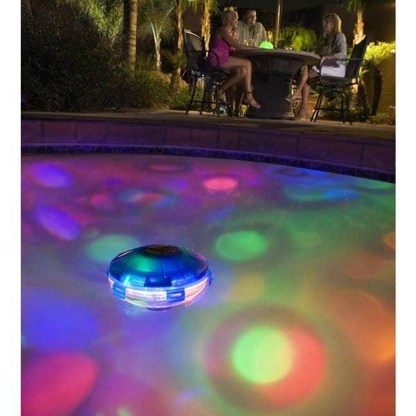 Shop Starship Underwater Light Show Floating Pool Light