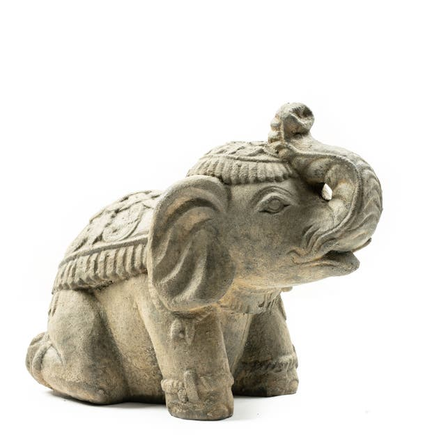 Royal Elephant Sculpture