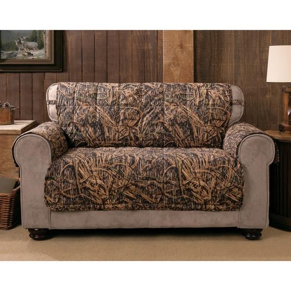 Mossy Oak Furniture ~ Mossy oak shadow grass sofa furniture protector free